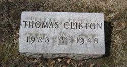 Thomas Clinton Anys