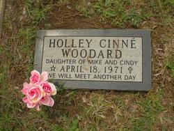 Holley Cinne Woodard