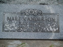 Mart Verdeen Anderson
