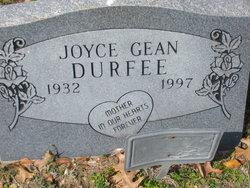Joyce Gean Durfee