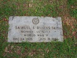Samuel E. Dumas, Sr