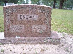 Dr William H. Willie Brown