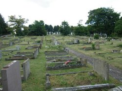 Wantage Cemetery