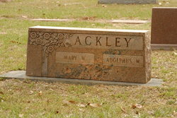 Mary Bell Ackley