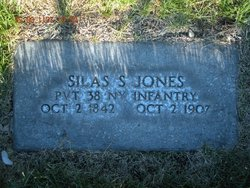 Silas Samuel Jones