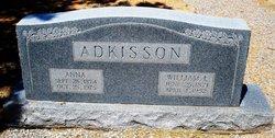 Anna Eliza Annie <i>Barber</i> Adkisson