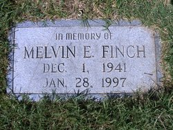 Melvin E Finch
