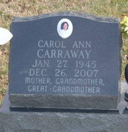 Carol Ann Carraway