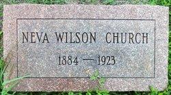 Neva <i>Wilson</i> Church