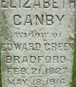 Elizabeth <i>Canby</i> Bradford