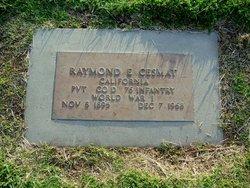 Raymond Ernest Cesmat