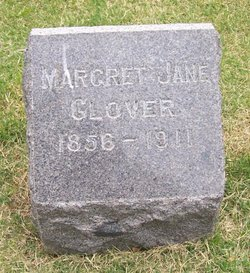 Margret Jane <i>Burke</i> Glover