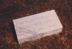 Fannie Morgan Burks