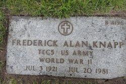Frederick Alan Knapp