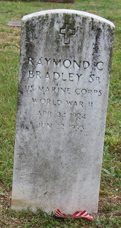Raymond Cleveland Bradley, Sr
