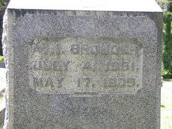Albert Neil Browder