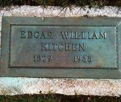 Edgar William Kitchen