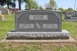 Anna Margaret <i>Hoppe</i> Addie