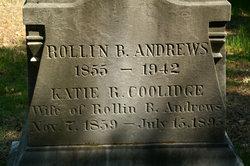 Katie R. <i>Coolidge</i> Andrews