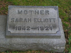 Sarah <i>Francis</i> Elliott