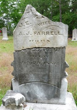 Jane Elizabeth <i>Leatherwood</i> Farrell