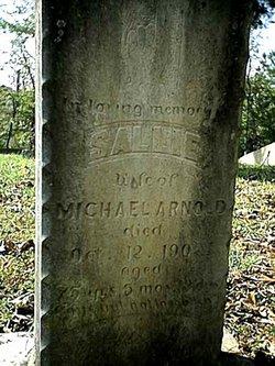 Sarah Sallie <i>Monger</i> Arnold