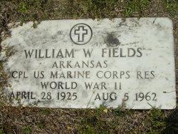 William Winston Billy Fields