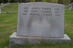 Pvt Ernest Parker