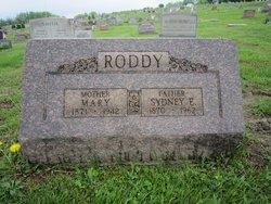Mary Ann <i>Vickroy</i> Roddy