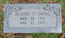 Anna Jeanne <i>Cash</i> Ewing