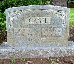 Thelma Jesse <i>Martin</i> Cash