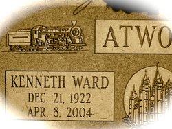 Dr Kenneth Ward Atwood, Jr