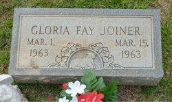 Gloria Faye Joiner