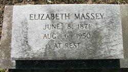 Elizabeth Bessie <i>Caldwell</i> Massey