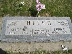 Ervin E Allen