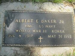 Albert E Baker, Jr