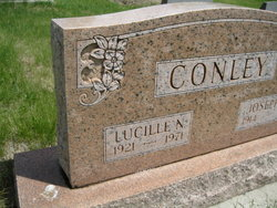 Lucille N <i>Barr</i> Conley