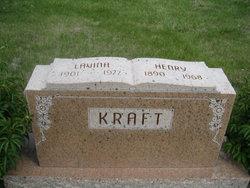 Lavina <i>Thayer</i> Kraft