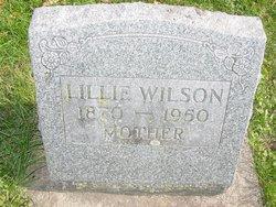Lillie <i>Edelstein</i> Crummey-Wilson