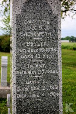 Infant Chenoweth