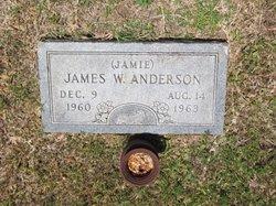 James W Jamie Anderson