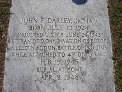 John Fletcher Darley, Jr