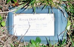 Royce Dean Layel