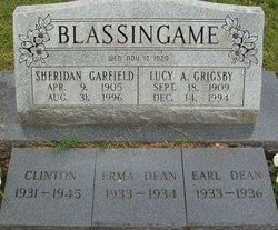Lucy <i>Grigsby</i> Blassingame