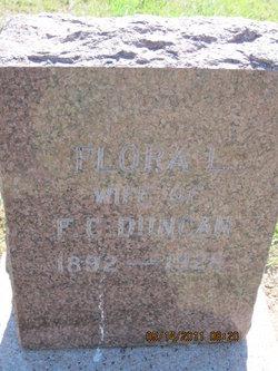 Flora Lee Duncan