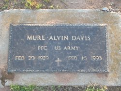 Murl Alvin Davis