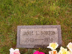 Laura Jane <i>Norton</i> Norton
