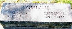 Catherine Katie <i>Welch</i> Howland