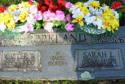 Sarah L Kirkland