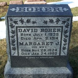 Pvt David Boher